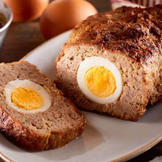 Beef & Pork Meatloaf.