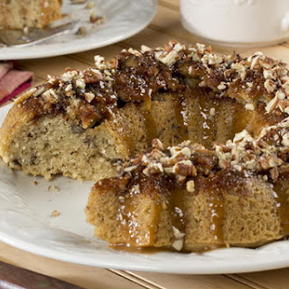 Sticky Bun Coffee Cake