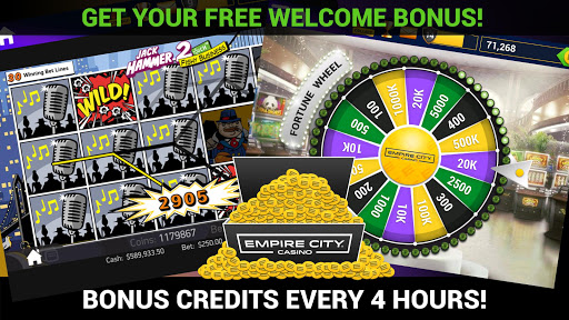 Empire City Casino Slots 4.5.1 screenshots {n} 5