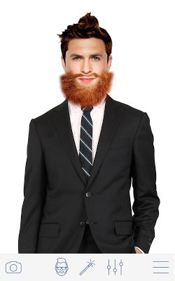 Hair Changer Men Hairstyles - screenshot