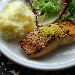 Spicy Salmon Lemon Recipes