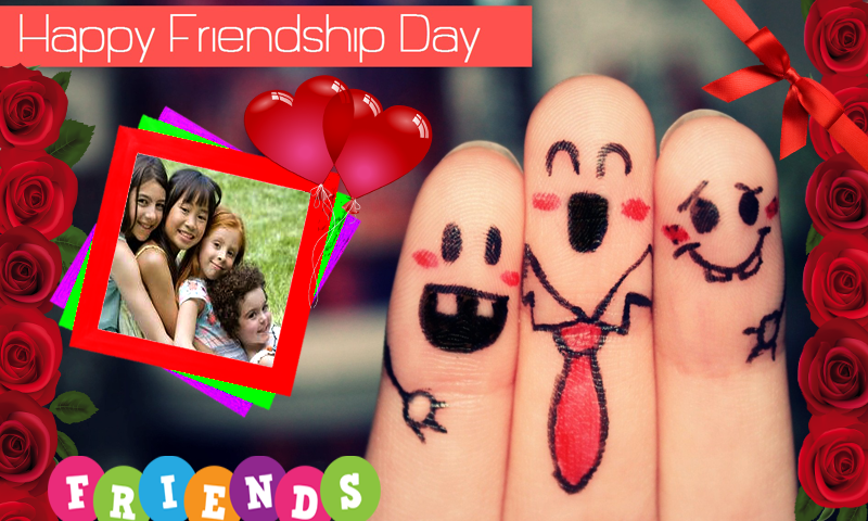friendship day frames hd screenshot