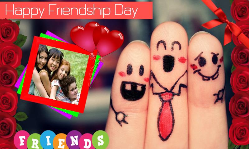 friendship day frames hd screenshot