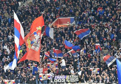 Olympique Lyon wint ondanks vroege rode kaart en mag weer naar boven kijken