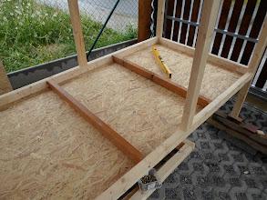 Photo: Podlaha - spodní deska, na ní přijde 4+2 cm polystyrenu