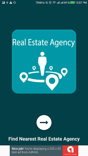 Nearby Near Me Real Estate Agency 1.0.2 screenshots 2
