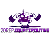 20 Rep Squats Routine