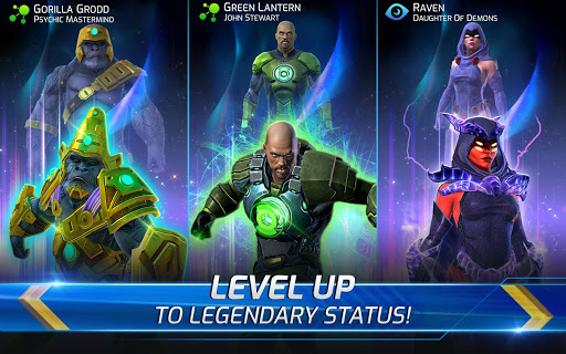 DC Legends: Battle for Justice  gameplay | by HackJr.Pw 15