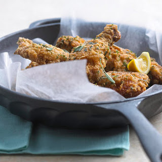 Paula Deen's Herb-Fried Chicken