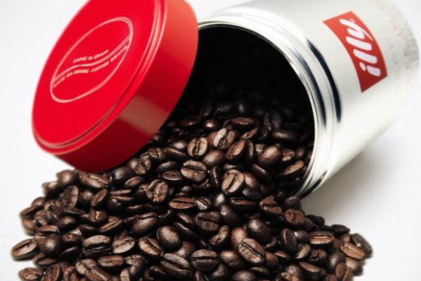 The Illy Coffee