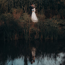 Wedding photographer Przemek Grabowski (pegye). Photo of 19.08.2018