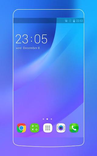 Theme for Galaxy J3 (2016) HD 1.0.1 screenshots 1