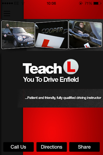 Teach You To Drive Enfield