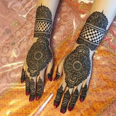 Punjabi Mehndi Designs 2018 1.0 screenshots 3