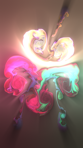 Fluid Simulation - Trippy Stress Reliever screenshot 3