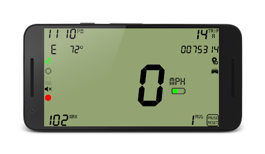 DigiHUD Pro Speedometer Screenshot