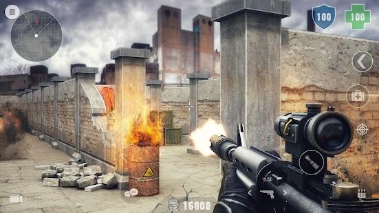 MazeMilitia: LAN, Online Multiplayer Shooting Game- screenshot thumbnail