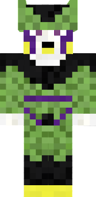 a green android from dbz