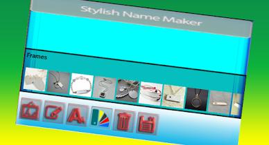 stylish text name maker - screenshot thumbnail 01