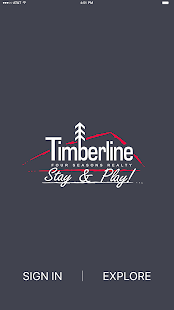 Timberline Four Seasons Realty- screenshot thumbnail