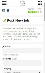 Freelance Jobs screenshot 4