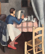 """Photo: Daphne Maugham Casorati, """"La colazione"""" (1929)"""