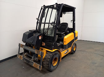 Picture of a JCB TLT 30 D