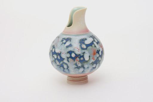 Geoffrey Swindell Ceramic Jug 02