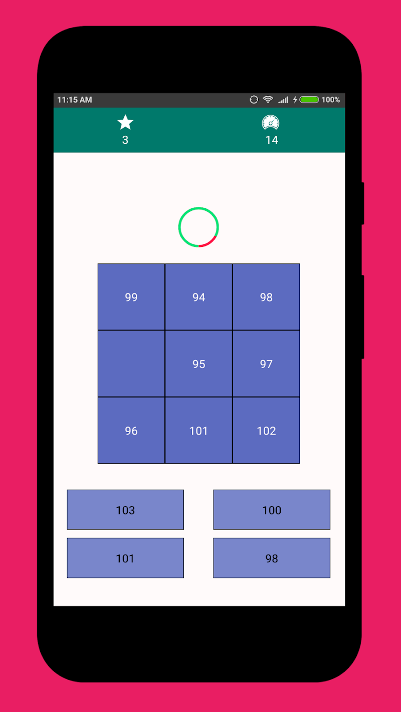 Скриншот Math Puzzles - Brain Teasers