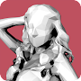 3D Girl Eri APK icon