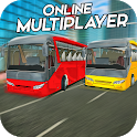 Bus Racing 2018: Multiplayer icon
