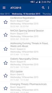 NHCAA 2015 ATC screenshot