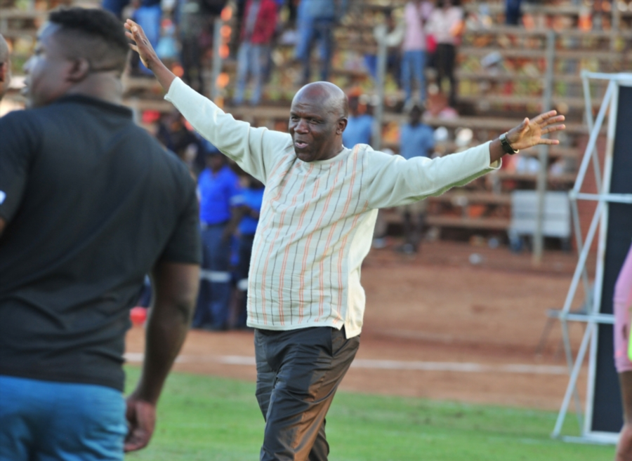 Safa to take disciplinary steps against Black Leopards chairman David Thidiela