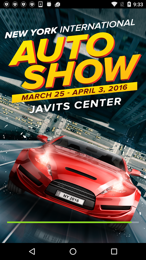 New York Intl. Auto Show- screenshot