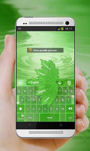 綠葉 GO Keyboard