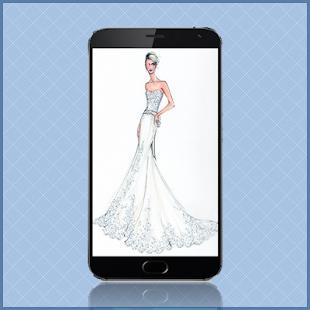 300 Best Design Womens Wedding Gown Ideas - náhled
