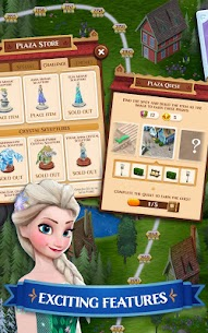 Disney Frozen Free Fall Mod Apk 10.5.0 (Unlimited Lives/Boosters + Unlocked) 7