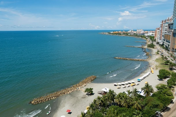 Bocagrande Beaches