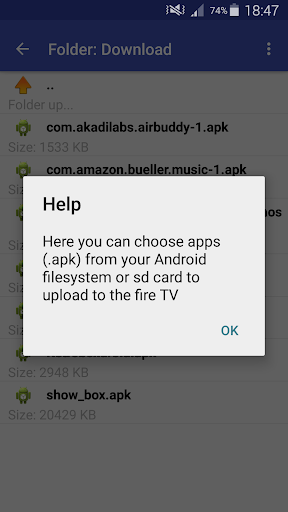 Apps2Fire - Apps on Google Play