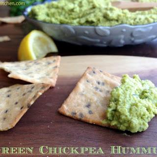 Edamame Chickpea Hummus Recipes