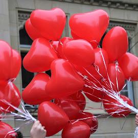 flying hearts by Carola Mellentin - Wedding Other