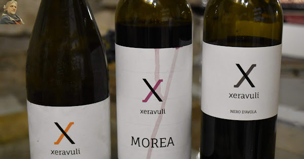 2019-08-22 I vini di Xeravuli a Piana degli Albanesi (PA)