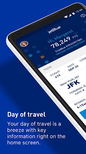 JetBlue - Book & manage trips 4.8.3 screenshots 1