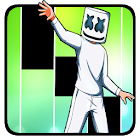 Marshmello - Piano Game 2019 icon