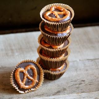 Pretzel Peanut Butter Cups
