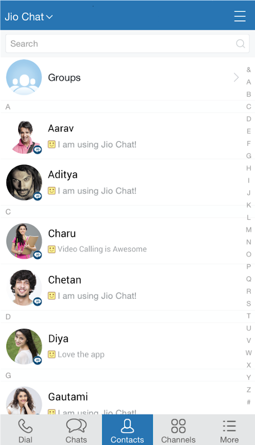 Jio Chat Competitor to WhatsApp is Here ! [LATEST]   On HAX