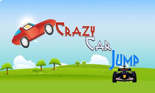 Crazy Car Jump