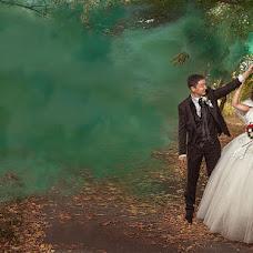 Wedding photographer Boris Medvedev (borisblik). Photo of 24.10.2015