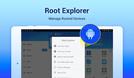 ES File Explorer File Manager APK screenshot thumbnail 15