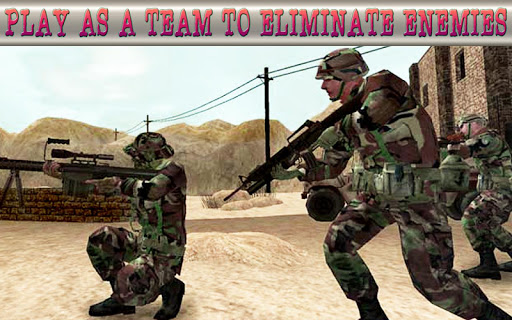 Commando Mission Adventure: Sniper Shooting 3D for PC